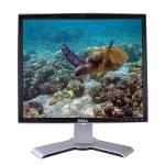 "19"""" Dell 1907fp Dvi/vga 1280x1024 Rotating Lcd Monitor W/usb Hub(black/silver) - Rotates To Portrait Or Landscape!"
