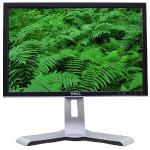 "19"""" Dell Ultrasharp 1908wfpf Dvi/vga 1440x900 Rotating Lcd Monitorw/usb 2.0 Hub - Rotates To Portrait Or Landscape!"