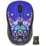 Logitech M325c 3-button Wireless Usb Optical Scroll Mouse W/tiltwheel Technology & Nano Transceiver (natural Jewelry)