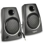 Logitech Z130 2-piece Multimedia Speaker Set (black)