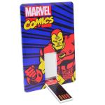 Tribe Marvel Iron Man 8gb Usb 2.0 Flash Drive - Retail Hangingblister Package