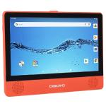 "Digiland Dl9003mk 2-in-1 Android Tablet + Dvd Player - Quad-core1.3ghz 1gb 16gb 9"""" Touchscreen Tablet Android 9.0 (red)"