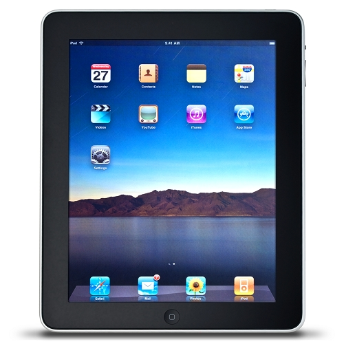 Apple Ipad With Wi-fi 16gb - Black (1st Generation)