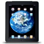 Apple Ipad With Wi-fi+3g 16gb - Black - At&t (1st Generation)(etching)