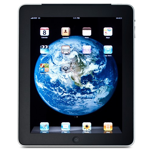 Apple Ipad With Wi-fi+3g 32gb - Black - At&t (1st Generation)