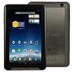 "Medion Lifetab Dual-core 1.4ghz 1gb 8gb 7"""" Touchscreen Tabletandroid 4.2 W/cams & Bt (black/gray)"