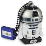 Tribe Star Wars R2d2 16gb Usb 2.0 Flash Drive - Retail Hangingblister Package