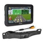 "Magellan Gps + Back-up Camera - Roadmate 5255t-lm 5.0"""" Touchw/north American Maps & Lifetime Map Updates/traffic"
