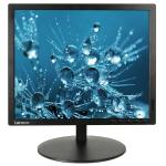 "17"""" Lenovo Thinkvision T1714p Square Displayport/dvi/vga 1280x1024led Lcd Monitor (black)"