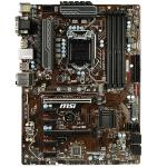 Msi Z270-a Pro Intel Z270 Socket 1151 Atx Motherboardw/displayport, Dvi, Video, Audio, Gblan & Raid