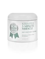 KERA-FIXX 5 MINUTE MIRACLE - Deep Conditioning Treatment by SHOW Premium Pet Grooming Products