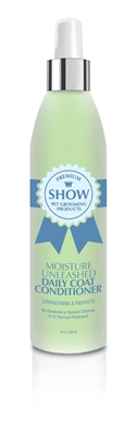 MOISTURE UNLEASHED Daily Coat Conditioning Spray [8oz]