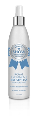 Royal Treatment Brush* Less Ultimate Maintenance Spray 8oz