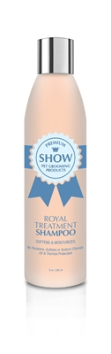 ROYAL TREATMENT SHAMPOO 8oz by SHOW Premium Pet Grooming Products