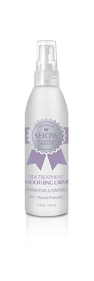Silk Treatment Smoothing Creme by SHOW Premium Pet Grooming Products