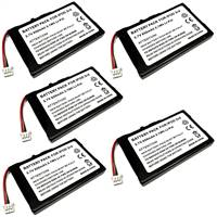 5-Pack lot set of Battery for Apple iPod 3rd 3 Gen