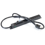 208V-250V PDU L6-30P w/ 4 pack C14/C13 cable