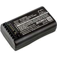 Battery for Trimble 108571-00 53708-00 Total