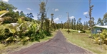 Hawaii, Near Hilo, 0.18 Acre Nanawale Estates, Lanai Rd., Electricity, Water. TERMS $180/Month