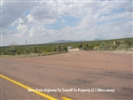 Texas, Hudspeth County, 5 Acre Vista Heights. TERMS $100/Month