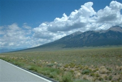 Colorado, Alamosa County, 5 Acres Mount Blanca Valley Ranches.  TERMS $100/Month