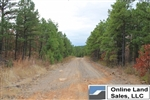 Oklahoma, Pittsburg County, 13.71 Acre Indian Ridge. TERMS $230/Month