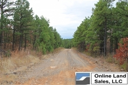 10% OFF: Oklahoma, Pittsburg County, 6.68 Acre Indian Ridge. TERMS $260/Month