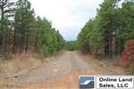 Oklahoma, Pittsburg County, 24.88 Acre, Indian Ridge, Creek. TERMS $350/Month