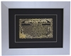 Gold Art Frame -   APF1871-10 (Cannot Ship UPS)