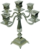 Silver Plated Candelabra CS137