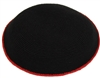 Knit Kippah Black/Red