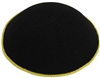 Knit Kippah Black/Yellow