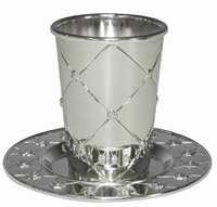 Kiddush Cup - KC-CA213410B