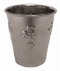 Stainless Steel Kiddush Cup - #KC156