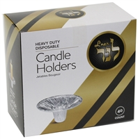 Disposable Candle Holder L166