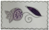 Large Glass Match Box #LAMB59