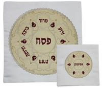 Matzah Cover Set #RGPS92