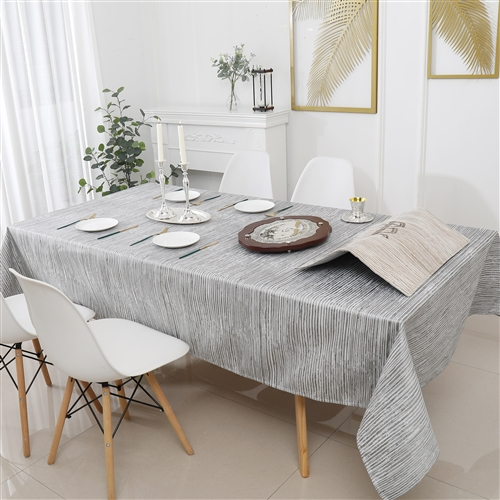 Jacquard Tablecloth #1204
