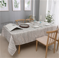 Jacquard Tablecloth #1213
