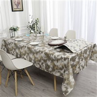 Jacquard Tablecloth #1216
