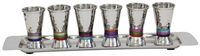 Emanuel Set of 6 Small Cups  -  #YE-GF-1