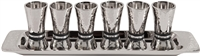 Emanuel Set of 6 Small Cups  - #YE-GF-4