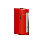 S.T. Dupont Lighter - MiniJet Red Lacquered - 010505