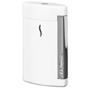 S.T. Dupont Lighter - MiniJet White - 010506