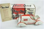 Skippy Fire Chief Miniature 1:3 Die Cast Fire Engine - 10000