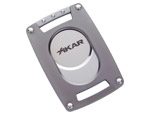 Xikar Cutter - Ultra Slim Xi Gunmetal - 107GM