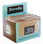 Boveda - 2-Way 72% Humidification Packs 60 Grams - 12 Pack
