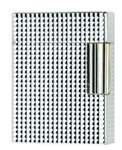 S.T. Dupont - Ligne 1 Silver Diamond Head Small Size - 13110