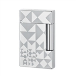 S.T. Dupont Lighter - Ligne 2 Palladium Flagship - 16508