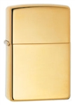 Zippo Lighter - Armor High Polish Brass - 169